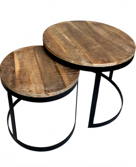 Coffe table set of 2